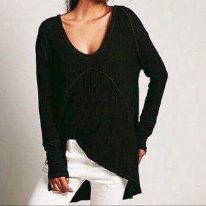 FREE PEOPLE | sunset park oversized thermal small